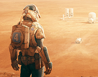 Mission Mars / Book cover