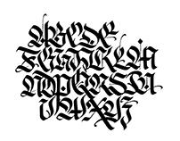 Calligraphy Work 2015