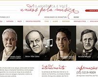 Planejamento de Campanha -  Orquestra Filarmônica de MG