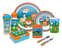 Buba Toys | Meal Set Happy Friends