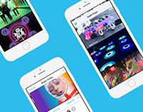 Vimeo IOS app