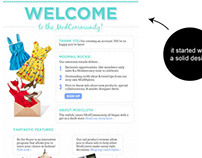 ModCloth, Case Study Branding Evolution