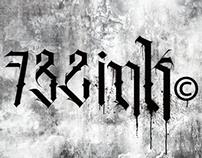 732ink logo