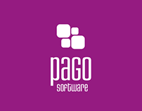 PAGO SOFTWARE - Visual Identity