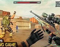 FPS Commando Shooting 2020 (Screen shots)