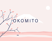 Okomito - Animated Typeface