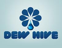Dew Hive Branding