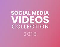 2018 Social Media Videos
