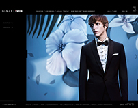 Damat / Tween Website