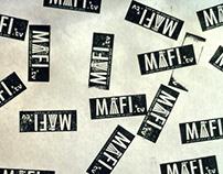MAFI.tv   Brand Identity
