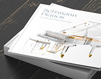 Beltmann Piano Factory Catalog