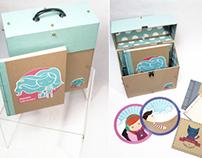 Portfolio Book & Box