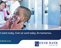 Exim Bank Digital Billboards