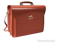 Coach Handbag 3D Visualization Project