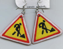 Road signs on your ears:)