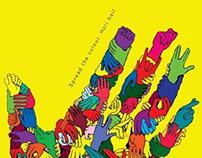 Spread the Colour, Holi Hai!