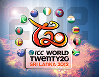 T20  Cricket World Cup 2012