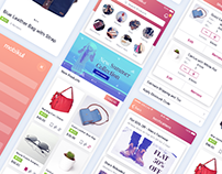 UI UX & Interaction - eCommerce App Builder | Mobikul