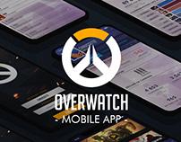Overwatch Mobile App'