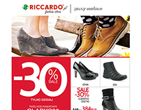 Clarks - 30% off