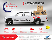 Ramadan Offer Design Dubai News Paper Ads