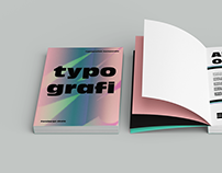 layout for typography compendie