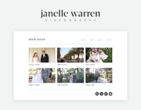Janelle Warren Videography