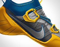 Nike Free Climb Concept