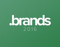 Logos e marcas [2016]