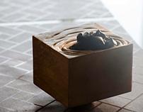 Cubo-peso