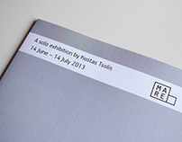 White noise - exhibition catalogue, 2013