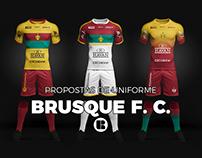 SOCCER KIT // Brusque Futebol Clube