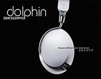 Dolphin headset