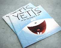 Yetis :: Children's book