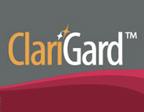 Clarigard Home Surface Treatment Website