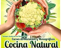 CARTELERÍA - Sukaldikas, cocina Natural y Energética