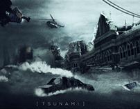 Tsunami in Malaysia 2012