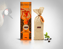 Original coffe package