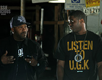 DEF JAM- BEHIND THE SCENES - COUNTRY SHYT
