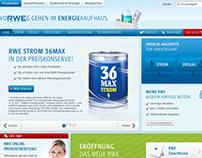 RWE.de Relaunch