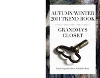 Autumn/Winter 2011 Trend Book - 'Grandma's Closet'