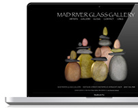 MadRiverGlassGallery.com  Retail Site