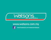 WATSON'S RAYA TVC CAMPAIGN