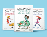 Premoli Books Cover Illustrations