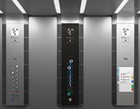 PLZ #8 / elevator