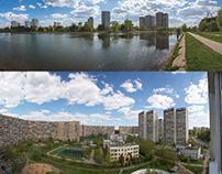 Moscow, Zelenograd, Panorama (08 05 2016)