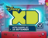 Disney XD Brand Spot