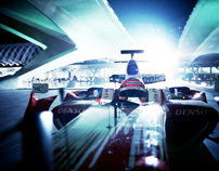 "Toyota F1 ""chasing the sun"""