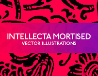 Intellecta Mortised vector set