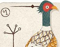 British Game Birds series